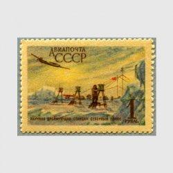 ソ連 1956年北極基地