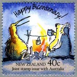 ニュージーランド 1988年オーストラリア200年