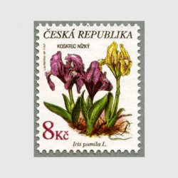 チェコ共和国 1997年アイリスプミラ