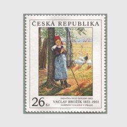 チェコ共和国 2001年ガチョウ番