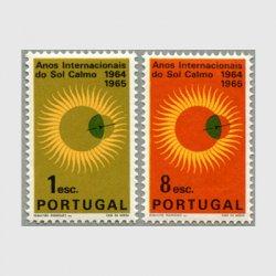 ポルトガル 1964年IQSY2種