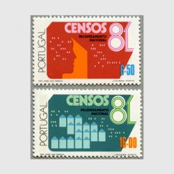 ポルトガル 1981年国勢調査2種
