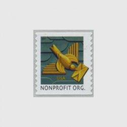 アメリカ 2011年アールデコの鳥コイル