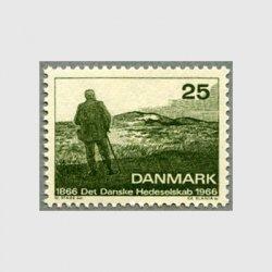 デンマーク 1966年ダルガス開拓事業100年