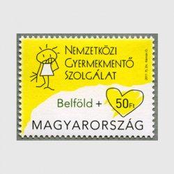 ハンガリー 2011年子供の安全サービス