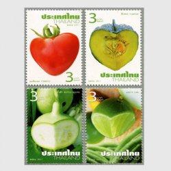 タイ 2011年野菜4種