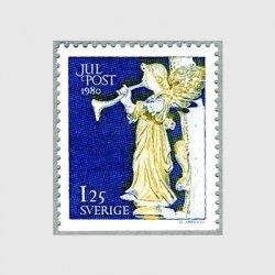 スウェーデン 1980年ラッパを吹く天使