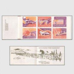 スウェーデン 1989年スモーランドの産業6種