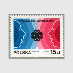 ポーランド 1983年世界コミュニケーション年
