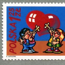 ポーランド 2004年Love