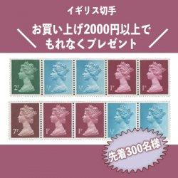 イギリスマーチンコイル(5連x2種)お買上げ2000円以上でプレゼント