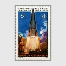 オーストリア 1982年国際宇宙探査会議