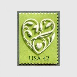 アメリカ 2008年シルバーハート グリーン