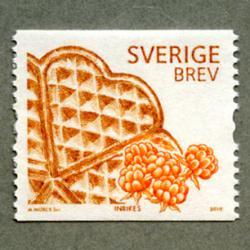 スウェーデン 2010年ワッフルとベリー