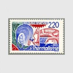 フランス 1988年温泉