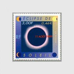 フランス 1999年皆既日食