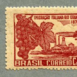 ブラジル 1950年Rio Grandeへのイタリア人入植75年