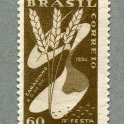 ブラジル 1954年小麦祭