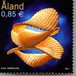 オーランド諸島 2011年ポテトチップス