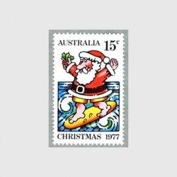 オーストラリア 1977年サーフィンサンタ