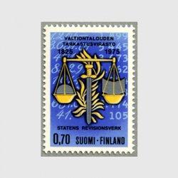 フィンランド 1975年経済会計検査室150年