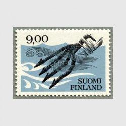 フィンランド 1984年12世紀の鉄銛