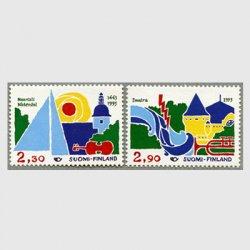フィンランド 1993年観光2種