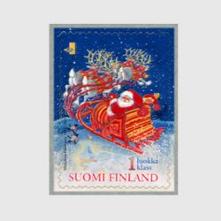 フィンランド 2001年クリスマス