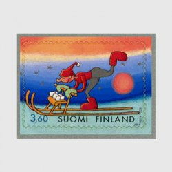 フィンランド 2001年クリスマス3.6m