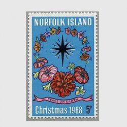 ノーフォーク島 1968年ハイビスカスのリース