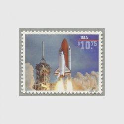 アメリカ 1995年スペースシャトル「エンテバー号」額面10.75ドル