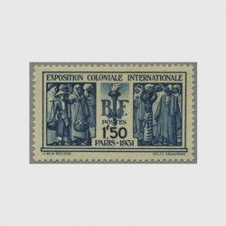 フランス 1931年フランス植民地
