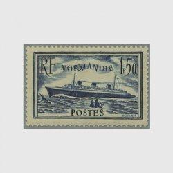 フランス 1935年ノルマンディー号初航海