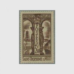 フランス 1935年風景切手