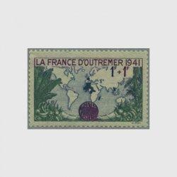 フランス 1941年フランス海外領