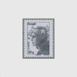 フランス 2011年マリアンヌ・割引切手