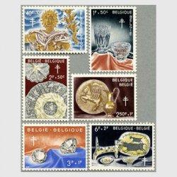 ベルギー 1960年手工芸品6種