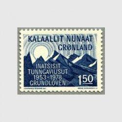 グリーンランド 1978年自治25年