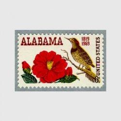 アメリカ 1969年アラバマ州150年