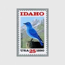 アメリカ 1990年アイダホ州100年