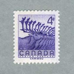 カナダ 1956年カリブー