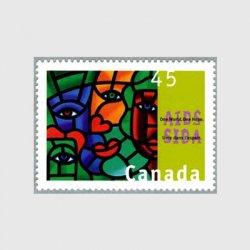 カナダ 1996年エイズへの認識