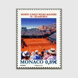 モナコ 2012年モンテカルロ・ロレックス・マスターズ