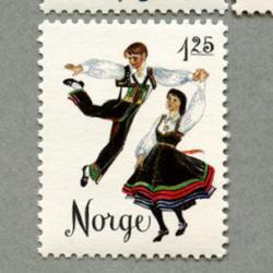 ノルウェー 1976年フォークダンス3種