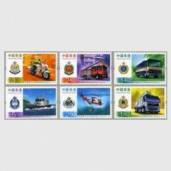 中国香港 2006年公用輸送手段6種