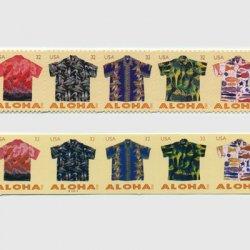 アメリカ 2012年アロハシャツ