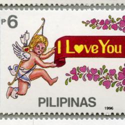 フィリピン 1996年バレンタイン8種