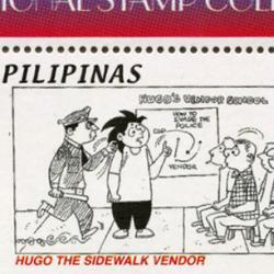 フィリピン 2003年切手収集月間小型シート