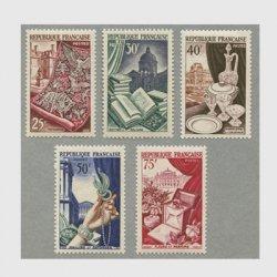 フランス 1954年パリ伝統工芸シリーズ5種