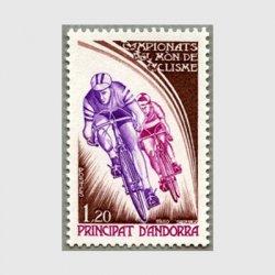 アンドラ(仏管轄) 1980年世界自転車競技大会